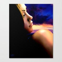 Kona Canvas Print