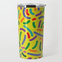Marco Yellow Travel Mug