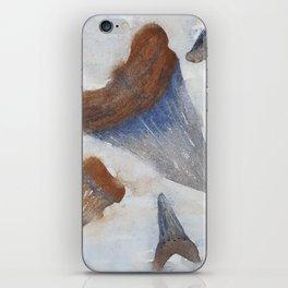Sharks Teeth iPhone Skin