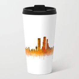Bogota City Skyline Hq V2 Travel Mug