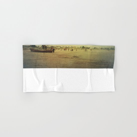 Wild Beach Hand & Bath Towel