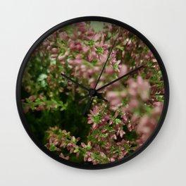 beautiul green Wall Clock