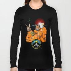 STARFOX - The Lylat Space Program Long Sleeve T-shirt