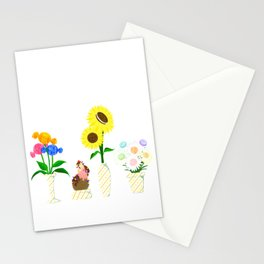 Potted Sweets Stationery Cards