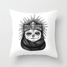 Azteca Throw Pillow