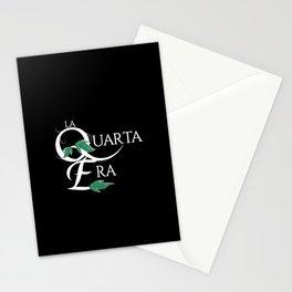 LaQuartaEra_Black Stationery Cards