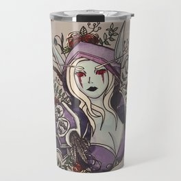 Queen of the Banshee Travel Mug