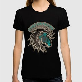 Horse Nation (Aqua) T-shirt
