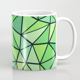 FILL ME IN - GREEN Coffee Mug