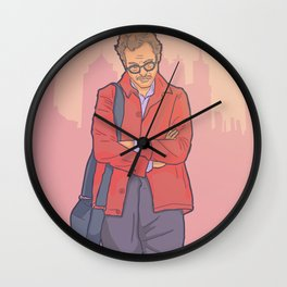 Her Movie Wall Clock