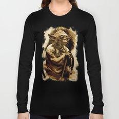 Grand Master Yoda Long Sleeve T-shirt