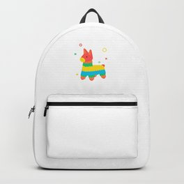 Pinata is a lot of fun Backpack
