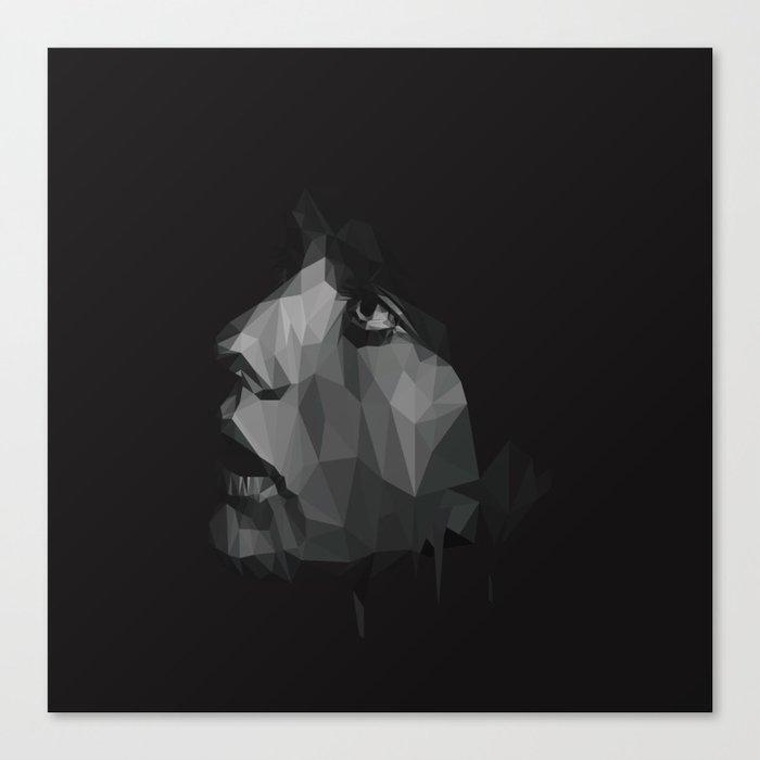 in darkness01 Canvas Print