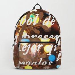 Feliz Navidad #251 Backpack
