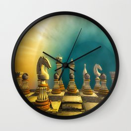 Fixing The Game Wall Clock