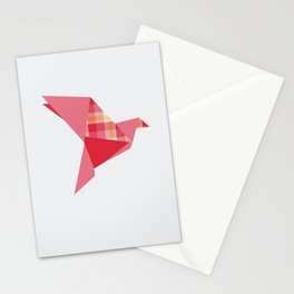Origami Flight Stationery Cards