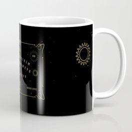 Witch Spirit Board Coffee Mug
