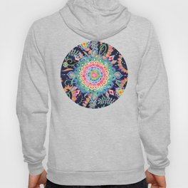 Color Celebration Mandala Hoody