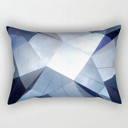 Barcelona Mirrors Rectangular Pillow