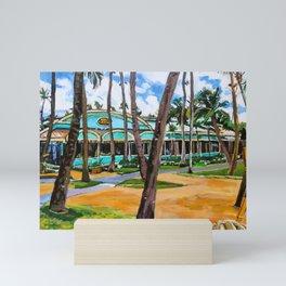 Mama's Fish House, Maui Mini Art Print