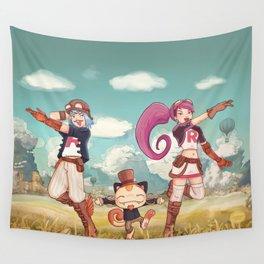 Team Rocket Wall Tapestry