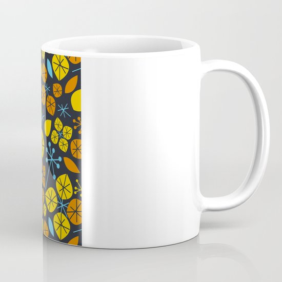 Leaf Scatters Mug