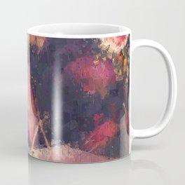 Flowerbed Coffee Mug