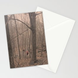 Red forrest Stationery Cards