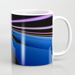 Stir in additional incredients: Joy and happiness Coffee Mug