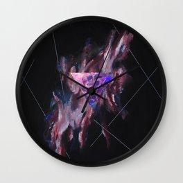 A Women Wall Clock