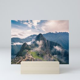 Mountain Peru Mini Art Print