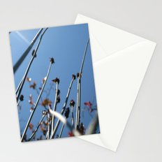 Skyscrapers Reach Stationery Cards