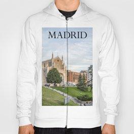 El Prado Museum. Madrid Hoody