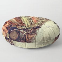 Memory Lane AE Floor Pillow