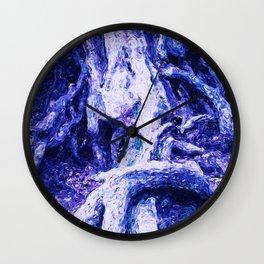 Roots II Wall Clock