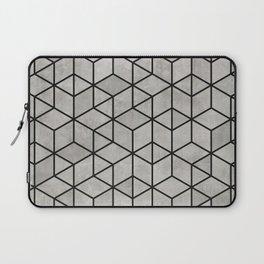 Random Concrete Cubes Laptop Sleeve
