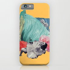 your cheeks are flush like rose petals Slim Case iPhone 6s