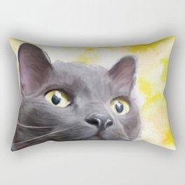 Cole the Cat Rectangular Pillow
