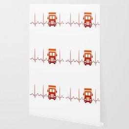 TRUCK DRIVER HEARTBEAT Wallpaper