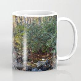 Boone Fork Creek in Autumn Coffee Mug