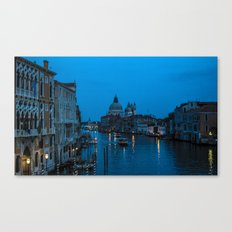 Dusk of St. Marks Canvas Print
