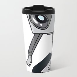 Rick _ Morty Pass The Butter Travel Mug