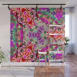 Metatronic Light Design Wall Mural