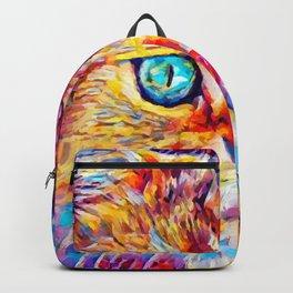 British Shorthair 3 Backpack