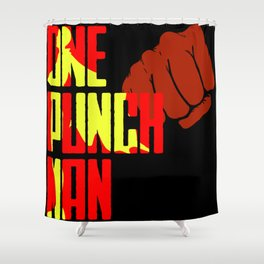 OPM Shower Curtain