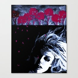 The Beauty of Despair #4 Canvas Print