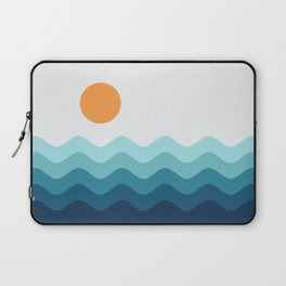Abstract Landscape 14 Laptop Sleeve