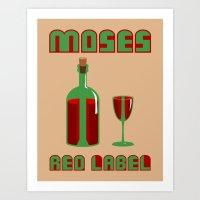 Favorite Sacramental Wine Art Print
