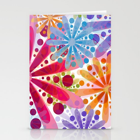 Flower 32 Stationery Cards