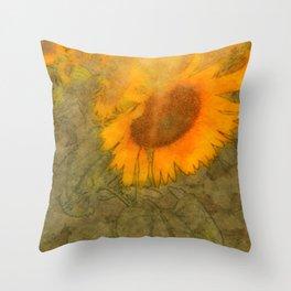 dreamy summer Throw Pillow